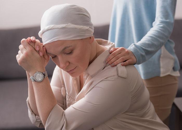 Во время курса химиотерапии